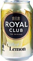 Royal Club Bitter Lemon Tray 24 Blikjes 33cl Frisdrank