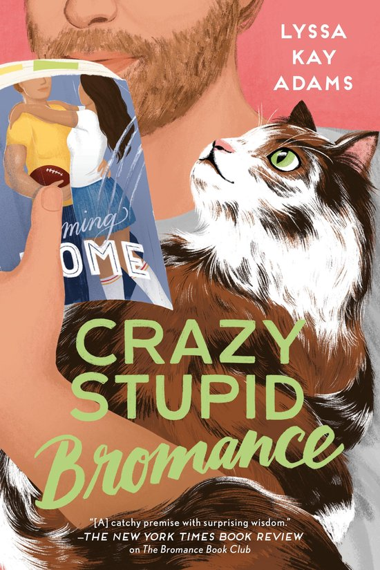 Boek cover Crazy Stupid Bromance van Lyssa Kay Adams (Paperback)
