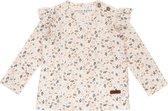 Little Dutch T-shirt lange mouw met schoudersluiting Baby T-shirt 56