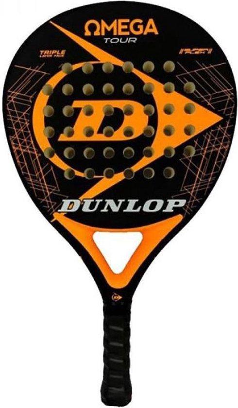 Dunlop PadelracketVolwassenen - oranje/zwart