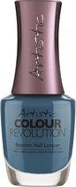 Artistic Nail Design Colour Revolution 'Aqua Attitude'