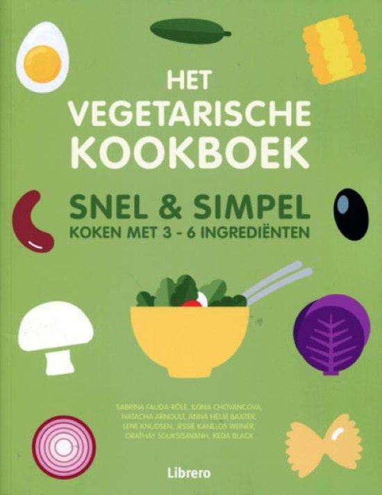 Het vegetarische kookboek van Snel & Simpel