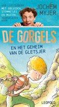 Boekomslag van 'De Gorgels en het geheim van de gletsjer USB'