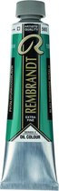 Rembrandt Olieverf | Phthalo Turquoise Blue (565) 15 ml