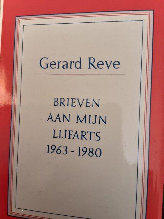 BRIEVEN AAN MIJN LIJFARTS 1963-1980 - Reve |