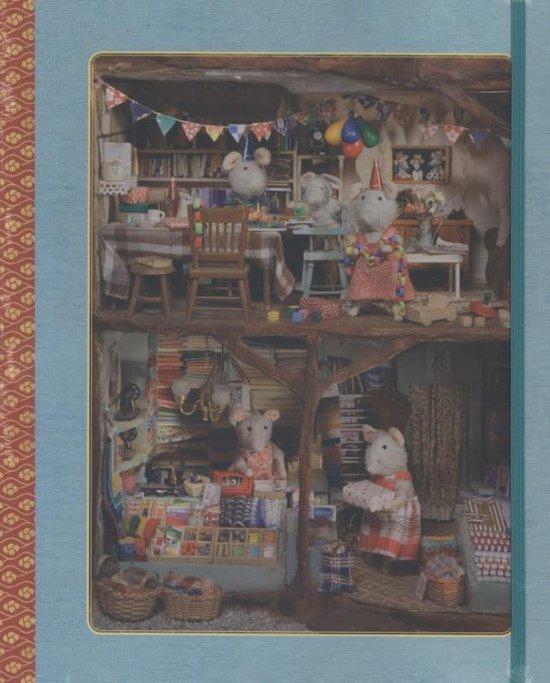 Boek cover Muizenhuis opbergmap met 10 prachtige posters, Een van Karina Schaapman (Hardcover)