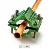 TX5000 Waterontharder® | Magnetische Waterontkalker | De Waterontharder Magneet voor Thuis | 12.800 Gauss / 1.28 Tesla