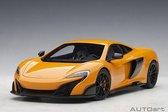 McLaren 675LT 2015 Orange