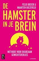Boekomslag van 'De hamster in je brein'