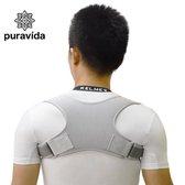 PuraVida Houding Correctie Brace - Rug Brace - Houding corrector - Postuur Corrector - Unisex