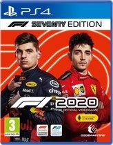 F1 2020 - F1 Seventy Edition - PS4