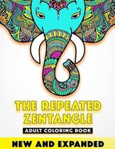 THE REPEATED ZENTANGLE - Adult Coloring Book: ANIMALS Collection