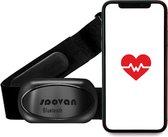 Hartslagmeter - Activity tracker - Hartslagmeter met borstband - Hartslag monitor - Sport accessoires -Bluetooth hartslagsensor