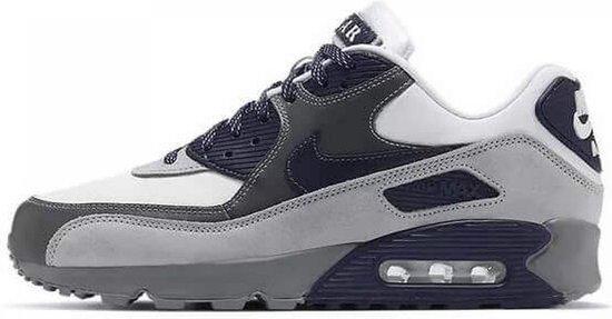 Air Max 90 Heren Sneakers Blauw Maat 43