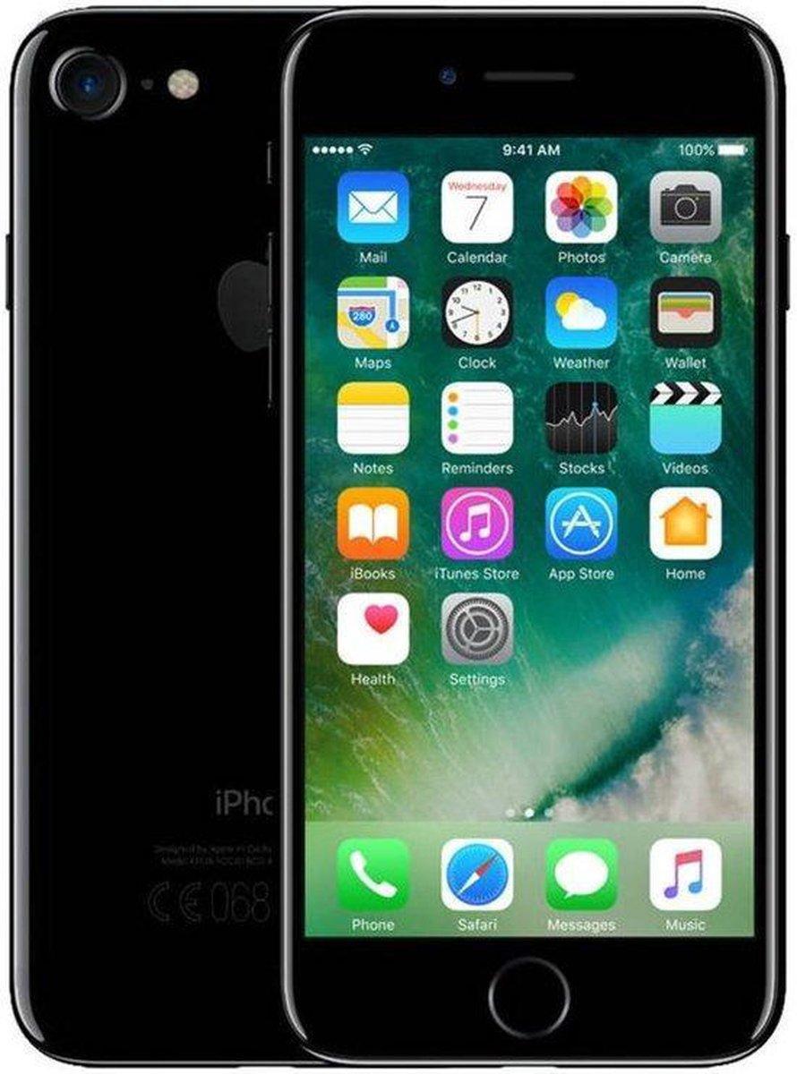 Apple iPhone 7 128GB Jet Black Refurbished C Grade door Catcomm