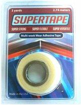 Super Plakband/Super tape/Double side voor pruiken/Lace wig 2.74 meter
