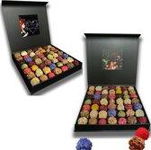 Chocoladna Cadeau bonbons voor Moederdag - Luxe doos - 48 stuks