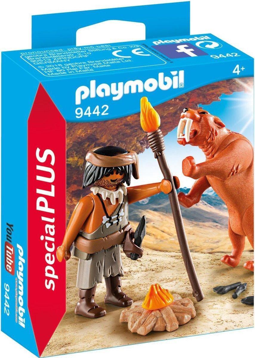 Playmobil sabeltandtijger