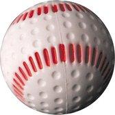 Baden - Honkbal - MLB - Lichtgewicht - SBBR - Foam - Jeugd Honkbal - Wit/Rood - 9 inch