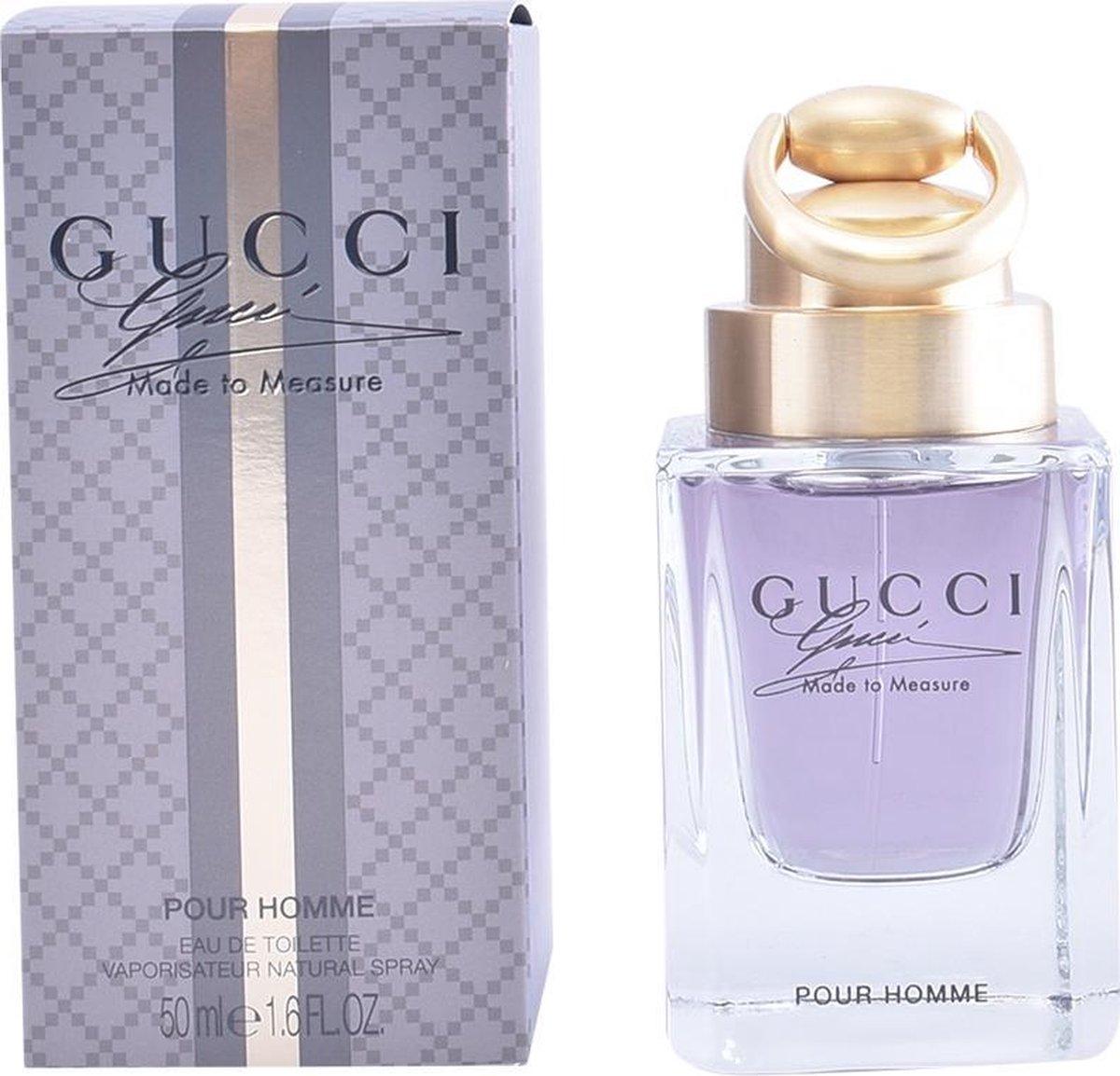 Gucci Made To Measure 50 ml - Eau de toilette - for Men - Gucci