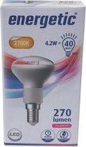 Energetic Lamp Spot E14 40W Volglas LED