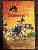 De snelle Pony