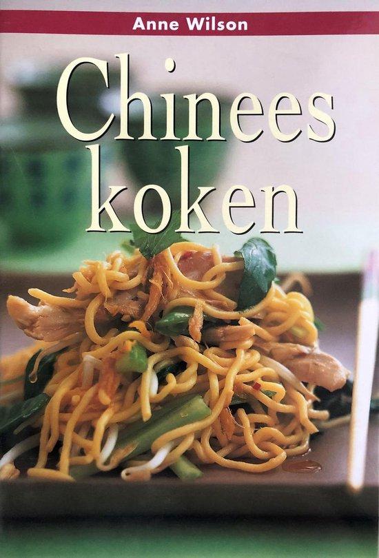 Minikookboekje - Chinees koken - Anne Wilson |