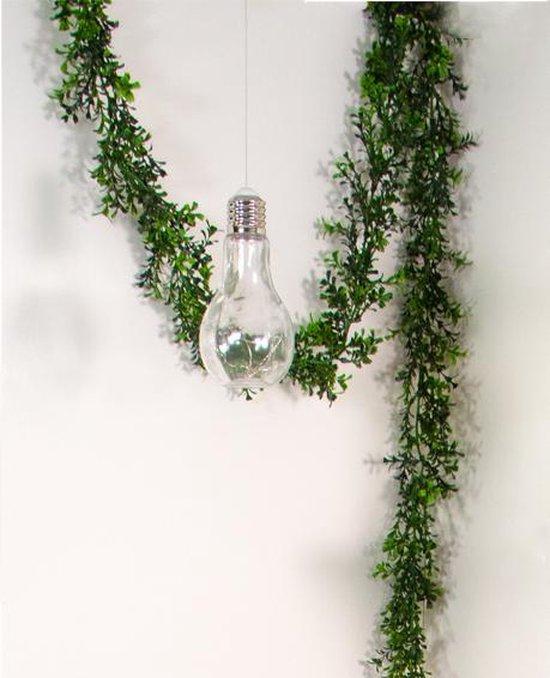 Decostar Hanglamp - LED - Batterij - Glas