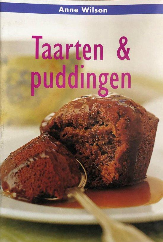 Minikookboekje - Taarten en puddingen - Anne Wilson |