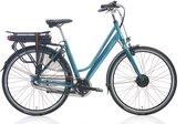 Villette le Plaisir elektrische fiets - zeegroen - Framemaat 51 cm
