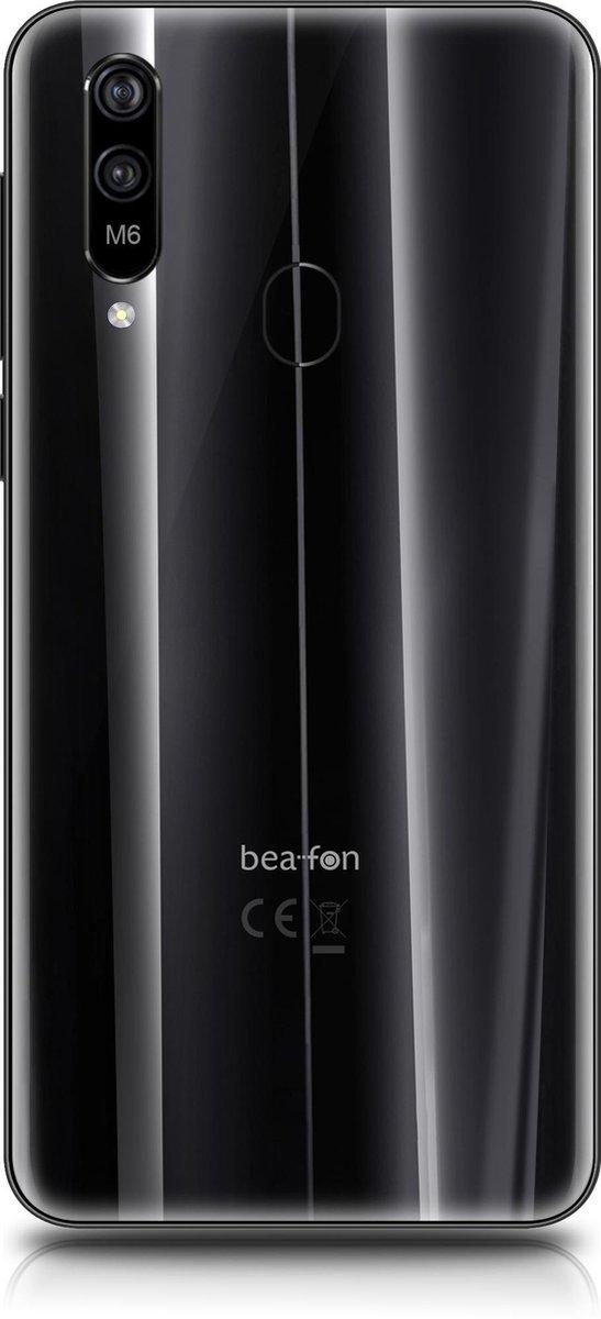 "BEA-FON M6 XL senioren smart telefoon | Groot display 6.3"" | Android | Eenvoudig menu | WhatsApp | SOS-knop | Sim Lock vrij kopen"