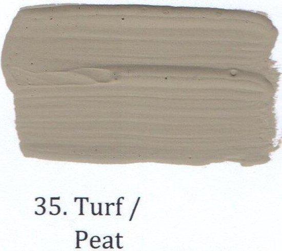 Krijtverf 5 Liter 35 turf