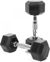 Dumbell set van 10KG | 2x 5 KG | gewichten set| halters | fitness | training | dumbells