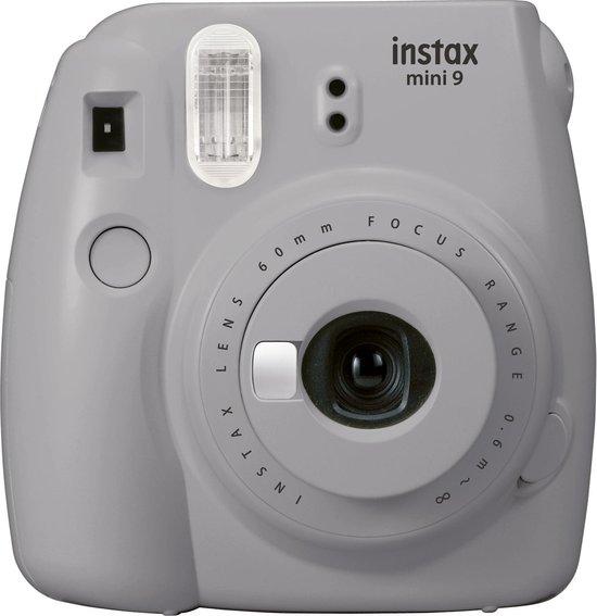 Fujifilm Instax Mini 9 - Light Grey
