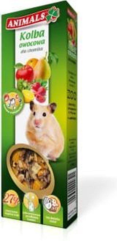 ANIMALS - Groenten Snack - Hamster - 2 stuks