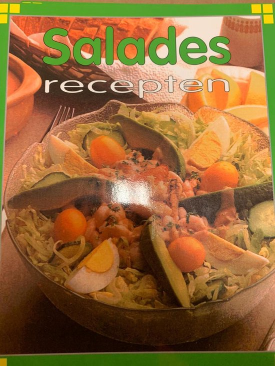 Minikookboekje - Salades recepten - none  