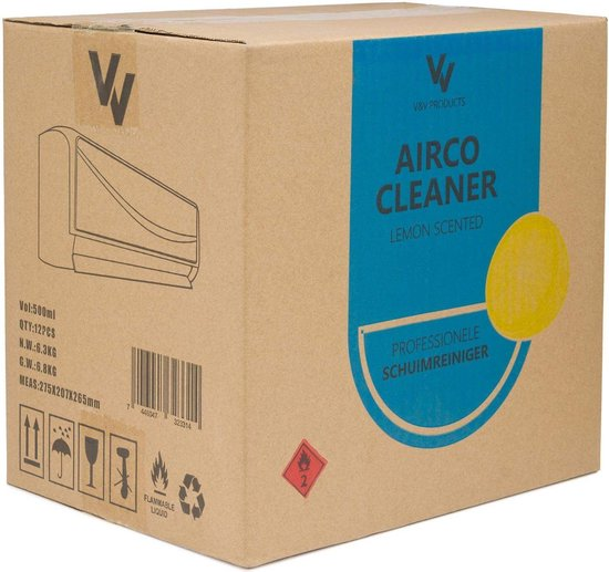 Airco-cleaner citroen 500ml