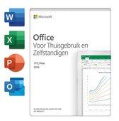 Microsoft Home & Business - Nederlands - 1 jaar abonnement