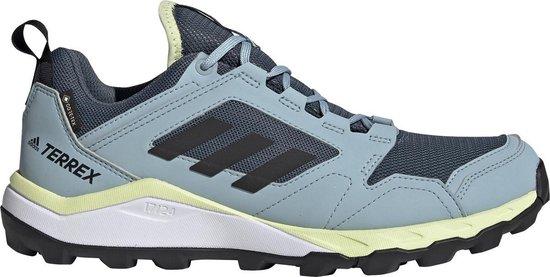 Adidas Terrex Agravic TR GTX - dames waterdichte lage wandelschoenen -  lichtblauw