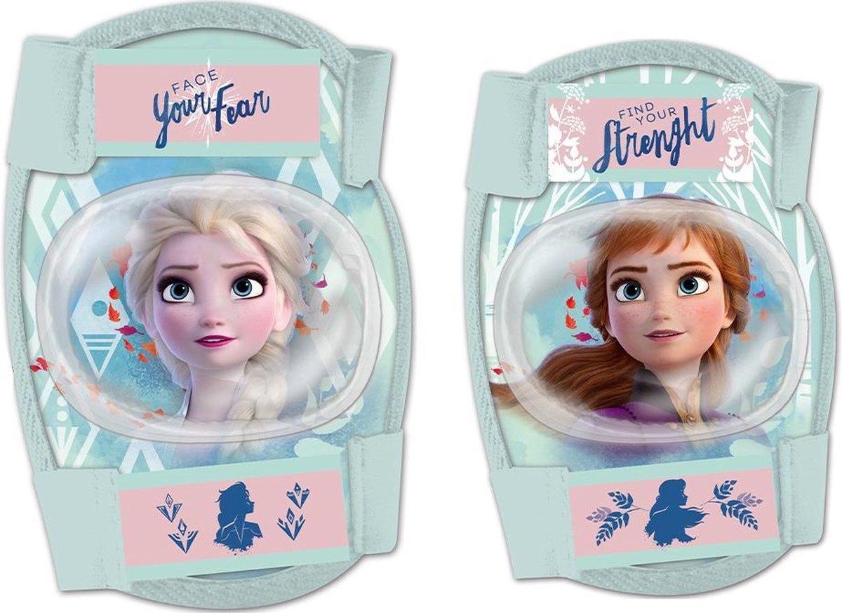 Disney Beschermset Frozen 4-delig Meisjes Mintgroen Maat S