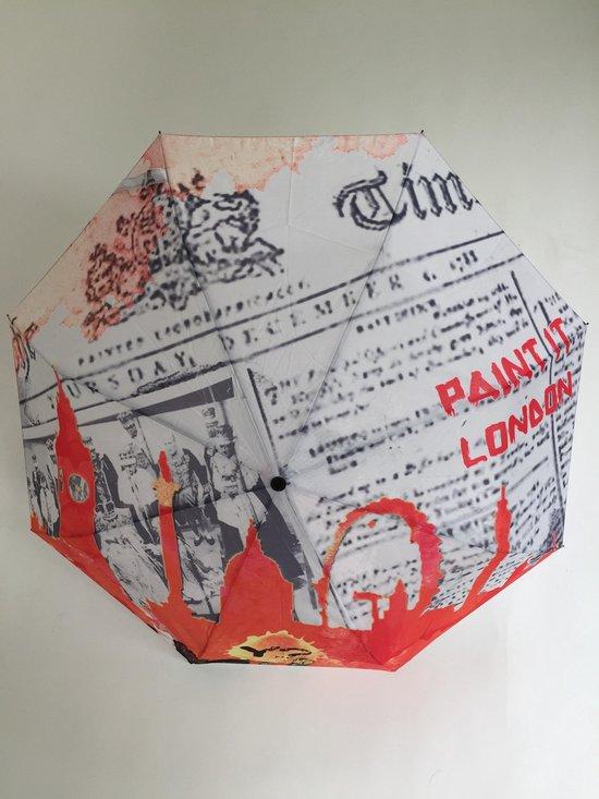 Y Not paraplu supermini manueel Skyline London 55367
