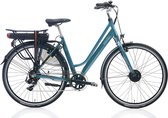 Villette la Joie elektrische fiets - zeegroen - Framemaat 51 cm
