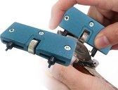 Fedec Horloge opener - Universeel - Blauw