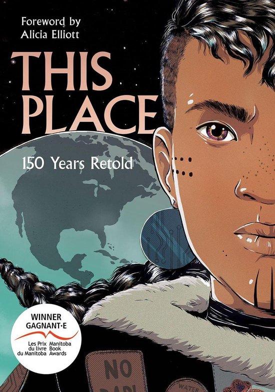 Boek cover This Place van Kateri Akiwenzie-Damm (Onbekend)