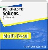 +1,75 - SofLens® Multi-Focal - Hoog - 6 pack - Maandlenzen - BC 8,80 - Multifocale contactlenzen