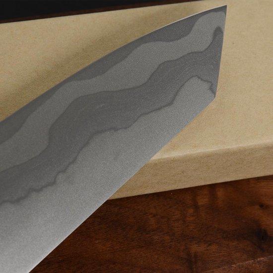 Japanse Damascus Blank Blade koksmes