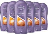 Andrélon Classic Glans Zomer Tarwe Conditioner - 6 x 300 ml - Voordeelverpakking