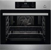 AEG BES351110M - SteamBake - Inbouw oven