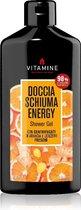 Vitamine - Douchegel sinaasappel en gember 400 ml - Vegan, Natuurlijk en Biologisch