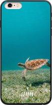 iPhone 6 Plus Hoesje TPU Case - Turtle #ffffff